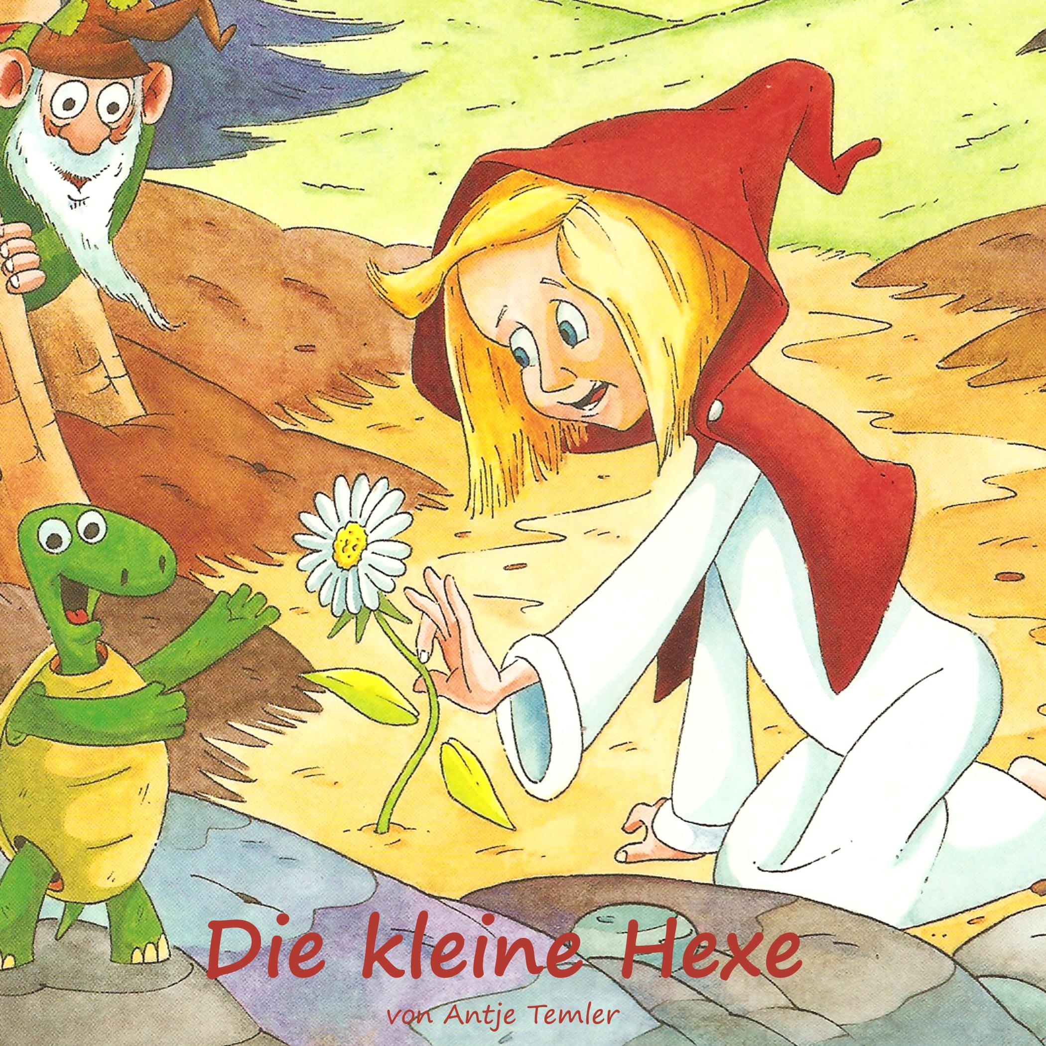 Hörbuch-Hexe